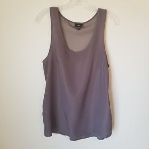 Mossimo Grey Top